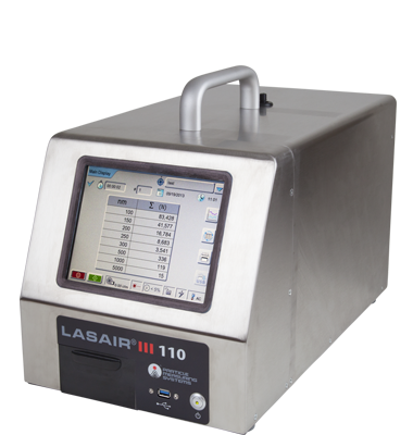 Lasair® III 110 Airborne Particle Counter