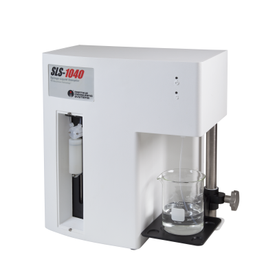 Syringe Liquid Particle Sampler by Particle Measuring Systems