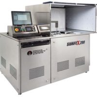 Parts Cleanliness testing station from Particle Measuring Systems