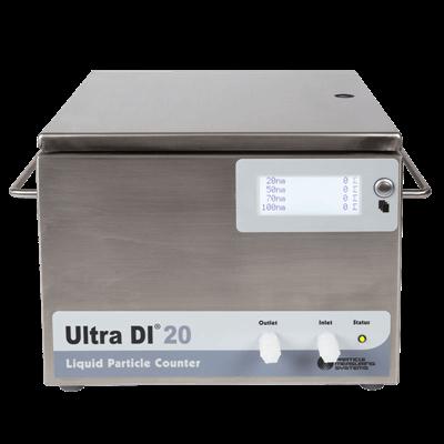 liquid particle counter Ultra DI 20