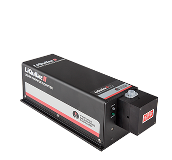 Laser Particle Counter: Liquilaz E