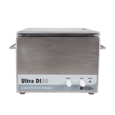 di water particle counter by Particle Measuring Systems