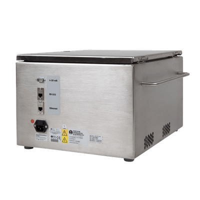 di water particle counter for 50 nm