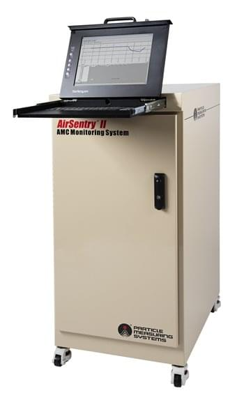 AirSentry® II Multi-point Airborne Molecular Contamination Monitoring System