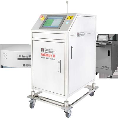 AirSentry® II Mobile Airborne Molecular Contamination AMC Detection System