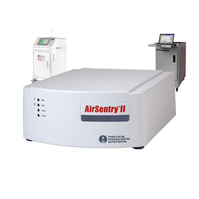 AirSentry® II Point-of-Use Ion Airborne Molecular Contamination Mobility Spectrometer
