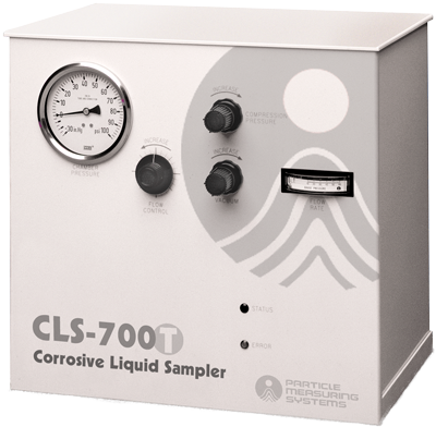 CLS-700 T Corrosives Particle Counter