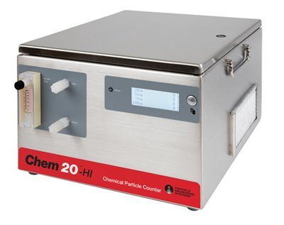 Chemical Particle counter 20 nm: Chem 20