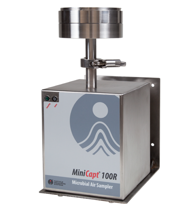 MiniCapt® Remote Microbial Air Sampler