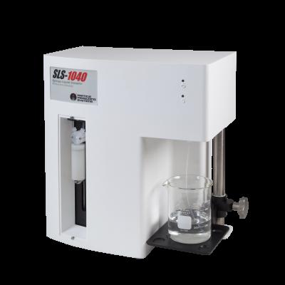 Syringe Liquid Particle Sampler