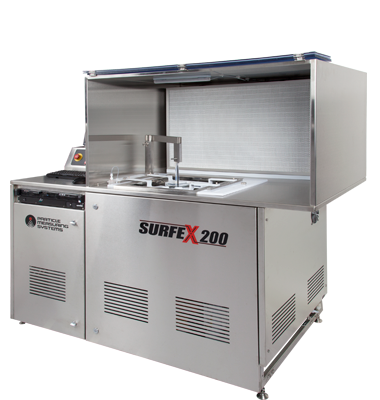 Surfex® Parts Cleanliness Testing Station