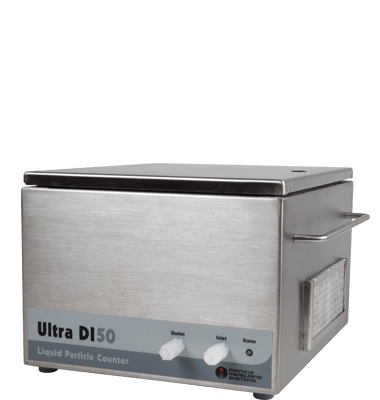 Ultra DI® 50 Liquid Particle Counter