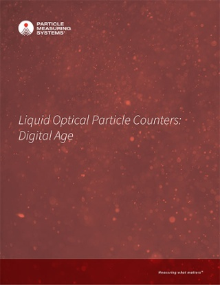Liquid Optical Particle Counters: Digital Age