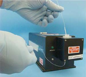 Liquilaz S Series cleaning procedure