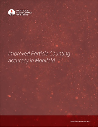 Improved Particle Counting Accuracy in Manifold