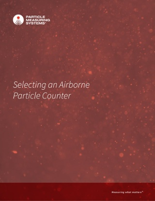 Selecting an Airborne Particle Counter