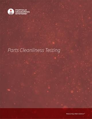 PartsCleanlinessTesting