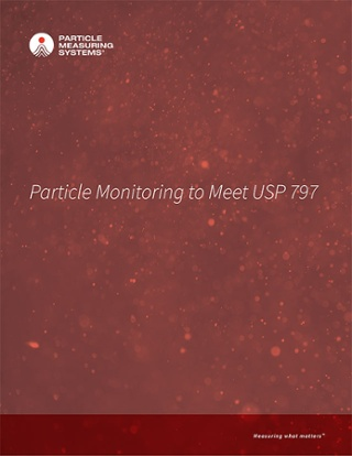 Particle Monitoring to Meet USP 797