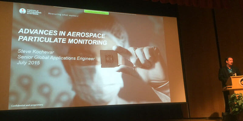 Advances in aerospace particulate monitoring