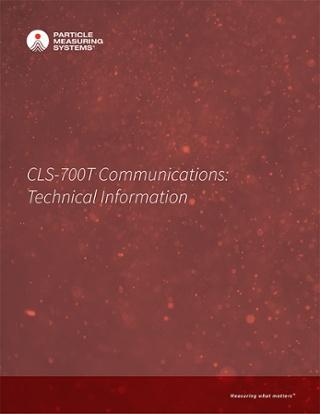 CLS-700T 通信:技术资料