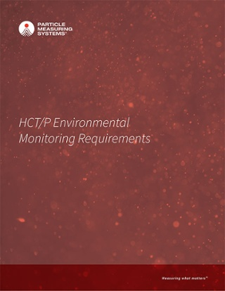 HCT/P Environmental Monitoring Requirements