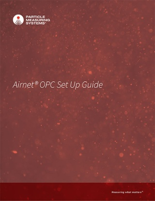 Airnet OPC Set Up Guide