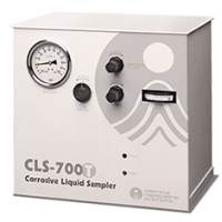 CLS 700T for particle counting in process chemicals
