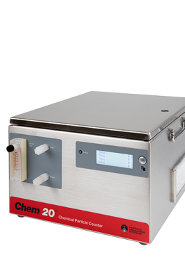 20 nm chemical particle counter by Particle Measuring Systems
