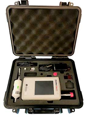 Handilaz Handheld Particle Counter case