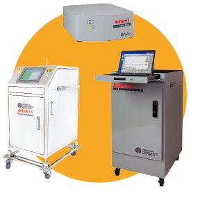 molecular contamination monitor from Particle Measuring Systems
