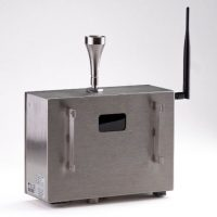 remote particle counter IsoAir Pro Plus mounting view from Particle Measuring Systems (PMS)