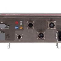 remote particle counter IsoAir Pro Plus bottom and options from Particle Measuring Systems (PMS)