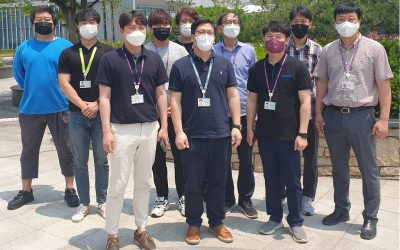 Particle Counter Service Team for Samsung in Korea